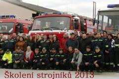 2013 - Školeni Strojniků