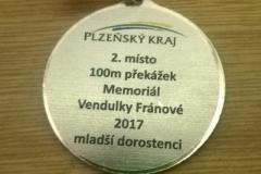 2017 - Plzen Věže a 100m