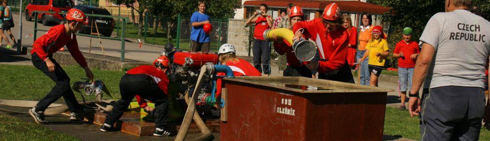Mladí hasiči Dolní Bukovsko